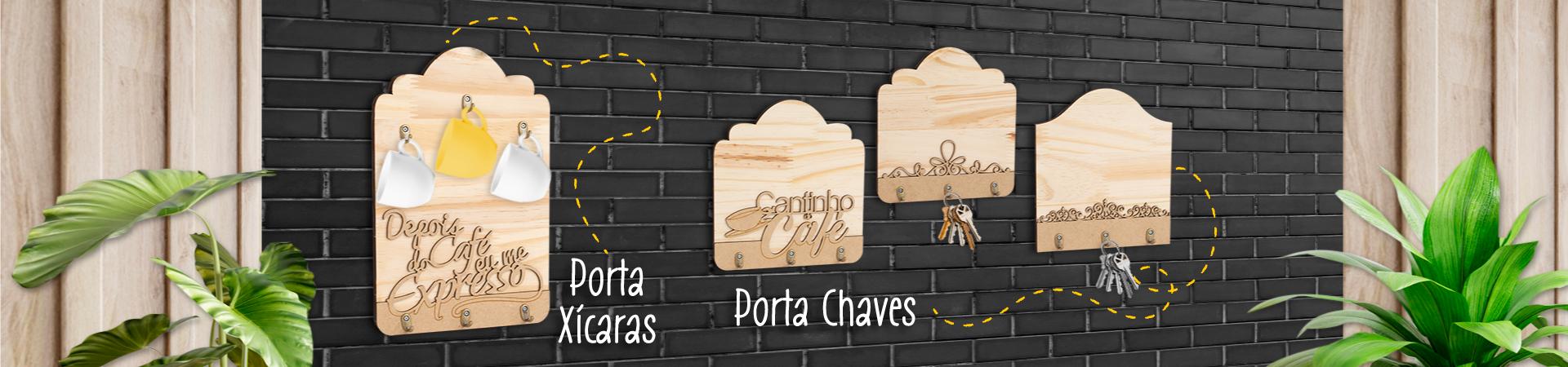 PORTA CHAVES PINUS