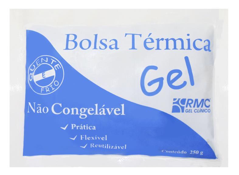 CX C/80 BOLSA TÉRMICA 250GR RMC NÃO CONGELÁVEL